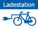 Ladestation Logo bild